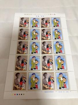 80円切手1シート●アトム×手塚治虫●80円×20枚=1,600円分
