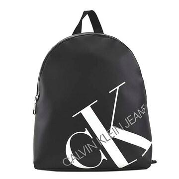◆新品本物◆カルバンクラインジーンズ ROUND バックパック(BK)『K60K606855』