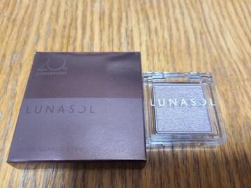 ルナソルLUNASOL新品限定グロウニュアンスアイズEX02ライトブラウンアイシャドウチーク