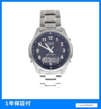 新品 即買い■カシオ 電波ソーラー腕時計 LCW-M100TSE1A2JF
