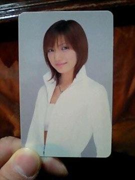 カードサイズのカレンダー  後藤真希