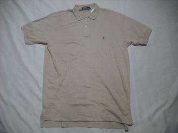 34 男 POLO RALPH LAUREN ラルフローレン 半袖ポロシャツ L
