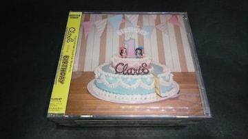 【新品】BIRTHDAY(完全生産限定盤)/ClariS(クラリス) 2CD+ねんぷち
