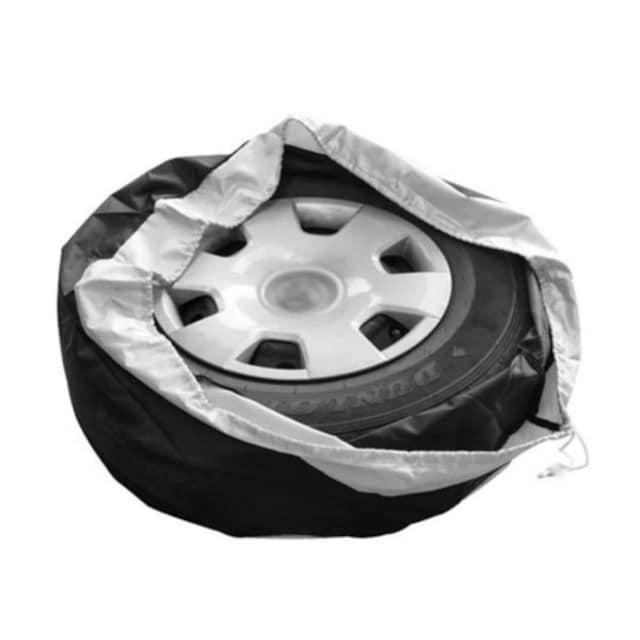 タイヤカバー 保管 タイヤ収納 車 保管 長持ち 4枚セット < 自動車/バイク