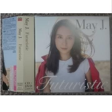 KF  May J. Futuristic  CD+DVD