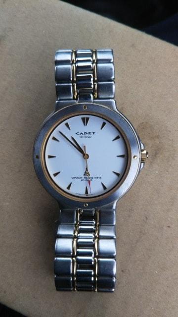 中古腕時計 セイコー  < 女性アクセサリー/時計の