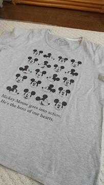 ミッキーイラストTシャツ!!