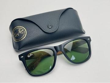 A143 美品★ RayBan レイバン サングラス 眼鏡 イタリア製