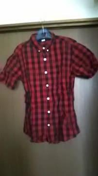 11*チェックシャツ