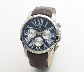サルバトーレ マーラ クオーツ メンズ 腕時計 SM15103-SSBL