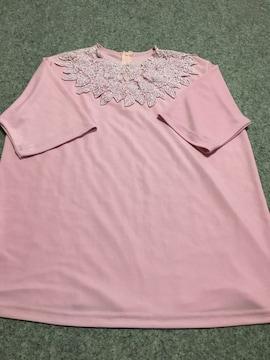 美品  女性用  半袖トップス Lサイズ