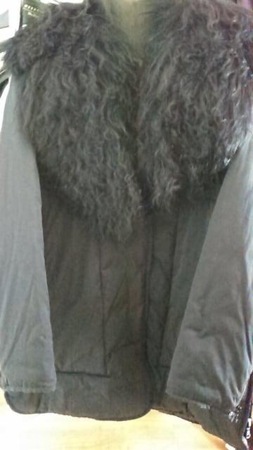Max Maraファー襟コート  < ブランドの