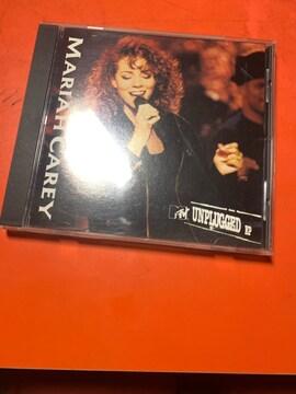 MARIAH CARey CD UNPLUGGED