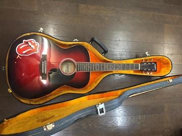 美品 Legendギター ケース付き