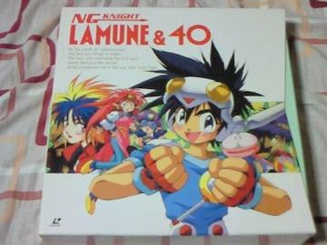NG騎士ラムネ&40LD-BOX 復刻盤