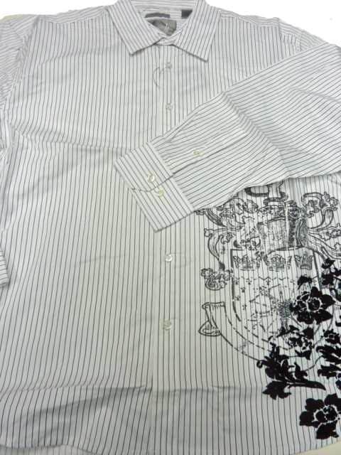 新品 2XLB (XXL) 大きいサイズ  シャツ XLB ワイドリラックス < 男性ファッションの