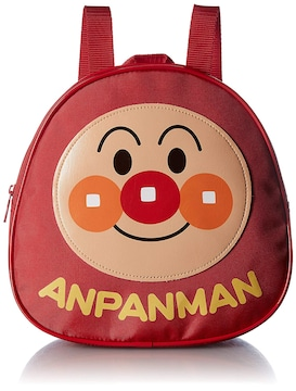 アンパンマン★ミニリュック★キッズリュック・子供リュック(赤)
