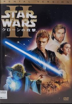 中古DVDスター・ウォーズ エピソード2  クローンの攻撃  ('02