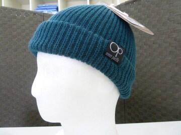 F(キッズ 緑)オーシャンパシフィック★ニット帽 588901アクリルソフト伸縮