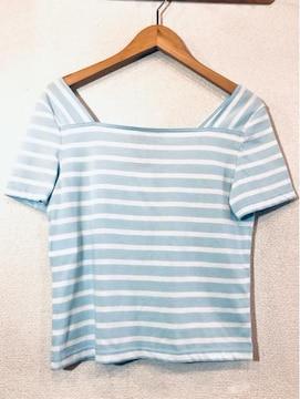 SAINT JAMES■バスクシャツ■フランス製■セントジェームス■白