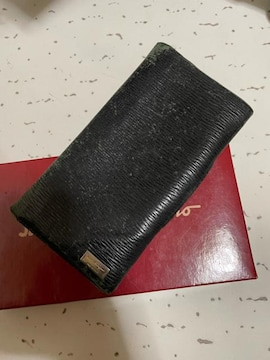1スタ 大人気☆フェラガモ レザー 長財布
