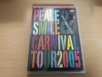 DVD「PEACE & SMILE CARNIVAL TOUR 2005」GazettE雅-miyabi●