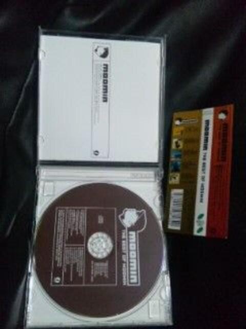 《Moomin/ザ・ベスト・オブ・Moomin》【ベストCDアルバム】  < タレントグッズの