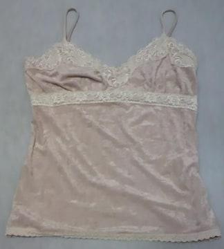 ピンキー&ダイアン★ベロアキャミソール