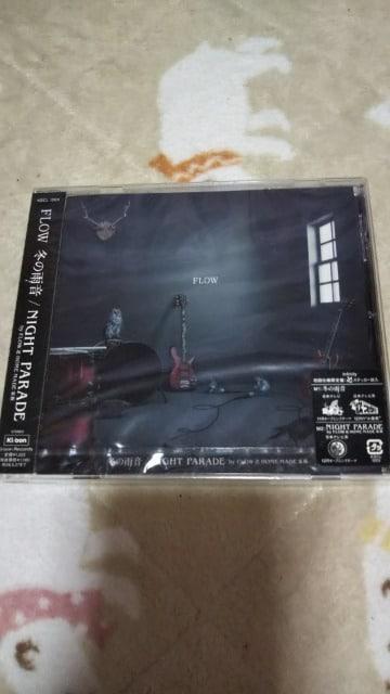 新品CD冬の雨音|NIGHT 新品PARADE by FLOW∞HOME MADE 家族  < タレントグッズの