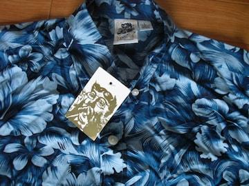 KENNINGTON ケニントン アロハシャツ USA-L 新品