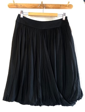 UNITED ARROWS■スカート■バルーン■ユナイテッドアローズ■黒
