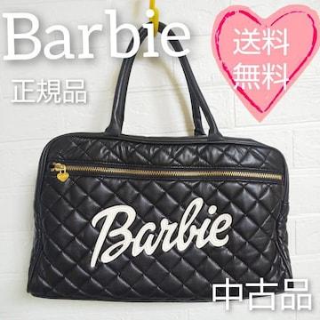 【激レア】直営店-Barbie★セレブ愛用姫系 キィルティングbag