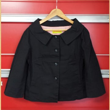 Jocomomola de Sybilla ホコモモラ シビラ ショート丈ジャケット 40 美品