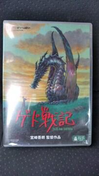 DVDソフト ゲド戦記 宮崎吾朗監督作品 2枚組 スタジオジブリ