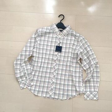 新品 EAST BOY チェックシャツ ブラウス