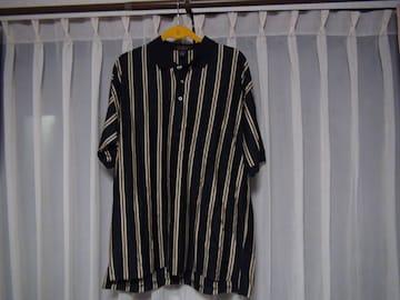 OVERTONの半袖ポロシャツ(L)!。
