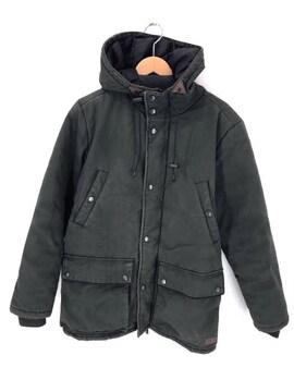 BRIXTON(ブリクストン)中綿フーディージャケットジャケット