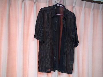 ロンドンのドレスシャツ日本製(M)!。