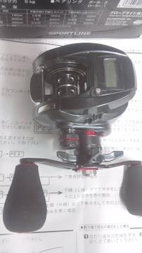 ラシード-KSP150HWカウンター内蔵 発売元 グローブライド限定品送料込み