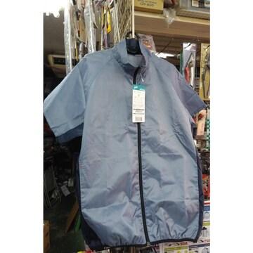 【オリジナル】山真 空調服 神風ウェアセット 半袖仕様 Lサイズ