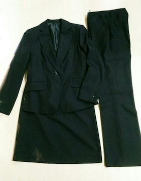 リクルート*スーツ*ジャケット*パンツ*スカート*3点セット