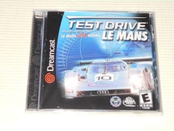 DC★TEST DRIVE LE MANS LE MANS 24 HOURS 海外版