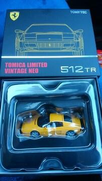 1/64 トミカリミテッドヴィンテージネオ フェラーリ 512TR タカラトミーモール限定未開封新品