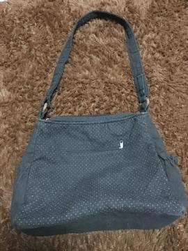 美品 和風ショルダーバッグ