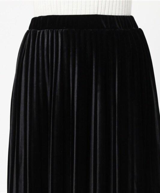AZUL BY MOUSSY☆プリーツスカート < ブランドの
