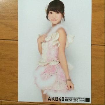 AKB48 高城亜樹 リクエストアワー 2014 生写真