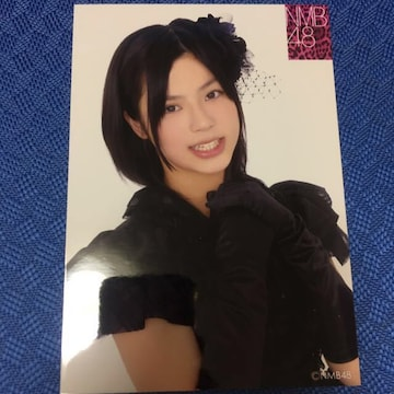 NMB48 小柳有沙 生写真 AKB48
