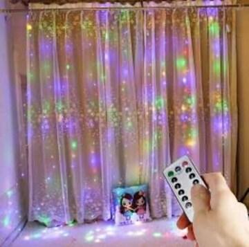 カラフル V-Dank LED イルミネーション ライト クリスマス飾り 3