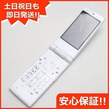 ●安心保証●美品●SH-03E ホワイト●白ロム