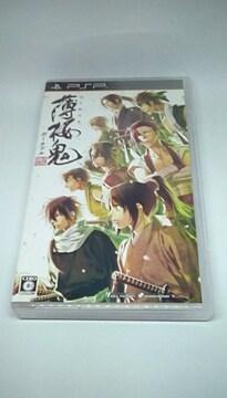 PSP 薄桜鬼 ポータブル / プレイステーションポータブル 恋愛アドベンチャーゲーム